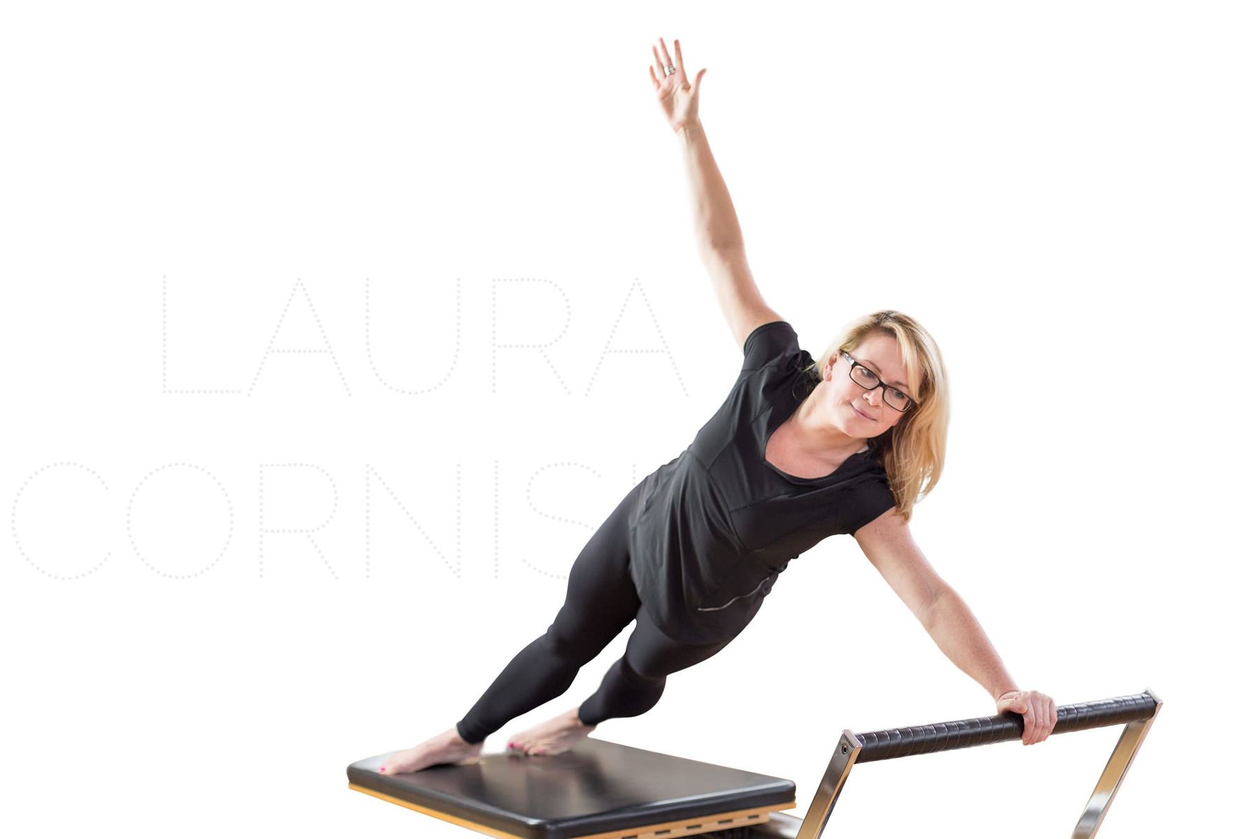 Laura Cornish is a Star on the Reformer