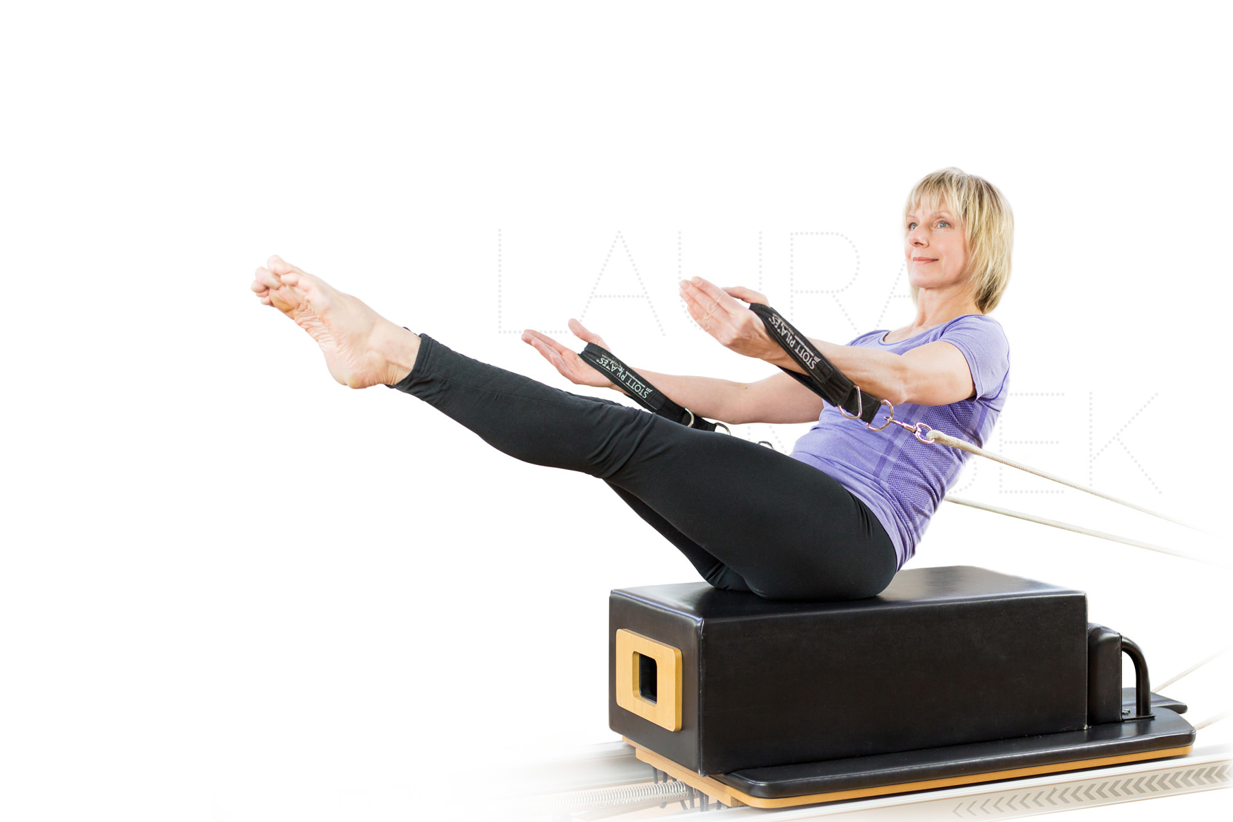 Laura Misek on the Reformer
