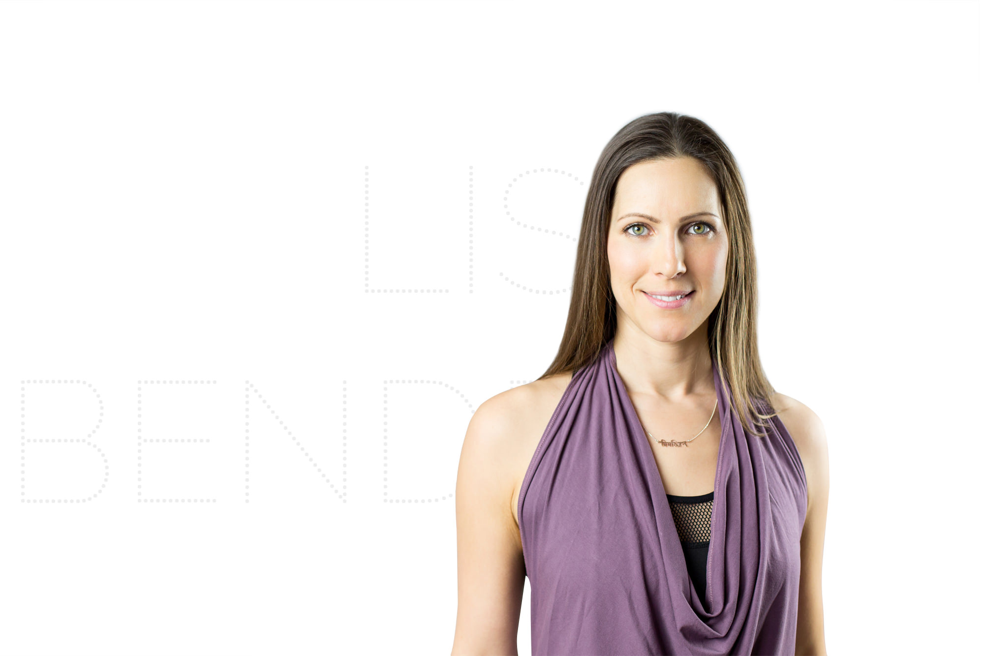 Lisa Bender is the studio director at Spine Stretch Studio