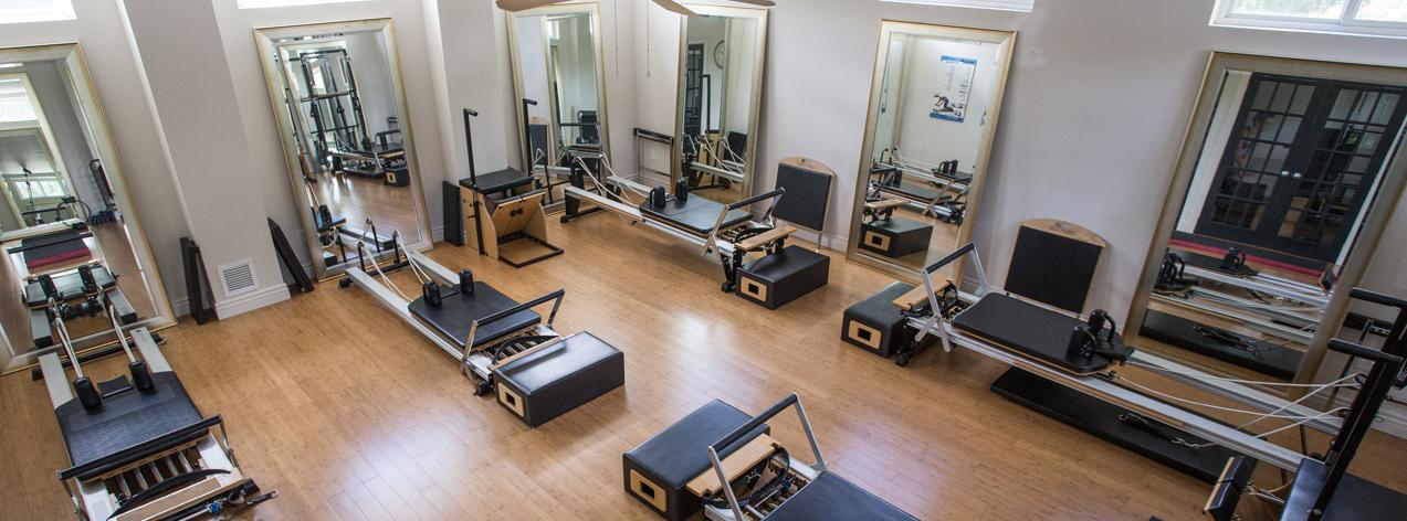 Reformer Studio at Spine Stretch Studio